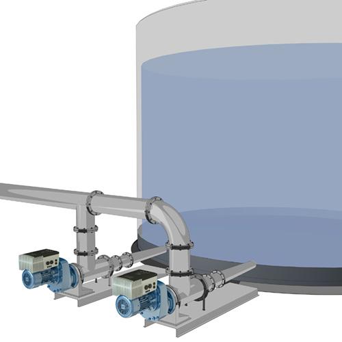 Getriebebau NORD Antriebssysteme