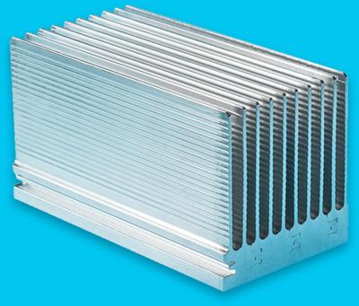 Profil Kühlkörper