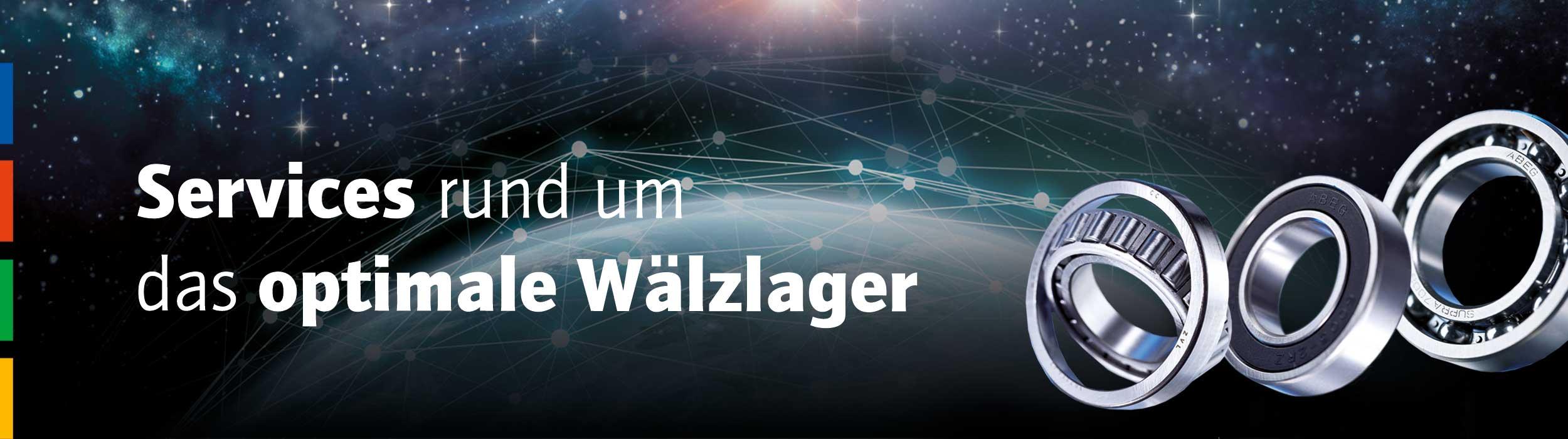 Findling Wälzlager GmbH - Services rund um das optimale Wälzlager