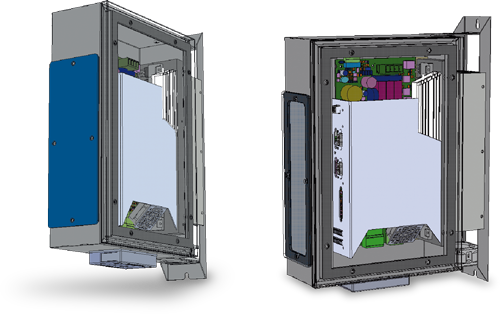 Sieb & Meyer SD2S mit Schutzklasse IP54