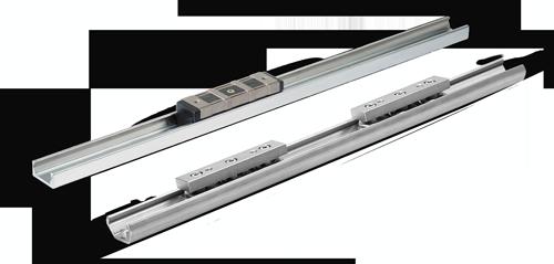 Rollon Compact Rail und X-Rail