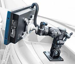 RK Rose+Krieger Monitorhalterung für Kabinenfahrzeuge