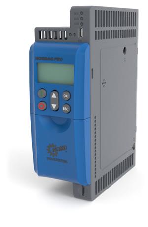 Getriebebau NORD - NORDAC PRO 530p