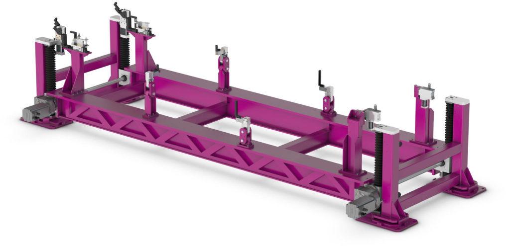 Leantechnik AG - Leantranspo® Hubtisch
