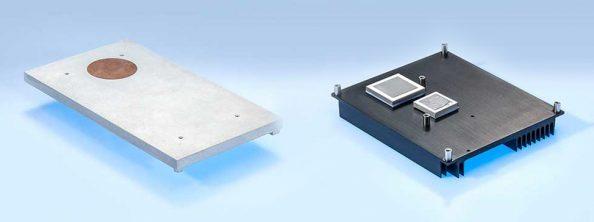 CTX Kühlkörper für Embedded Systems