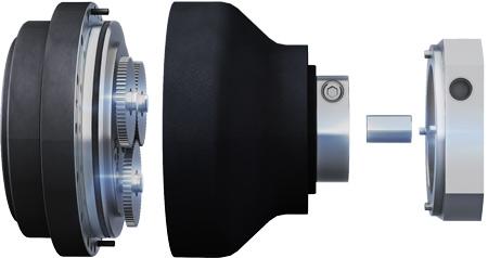 Nabtesco Neco® Getriebe